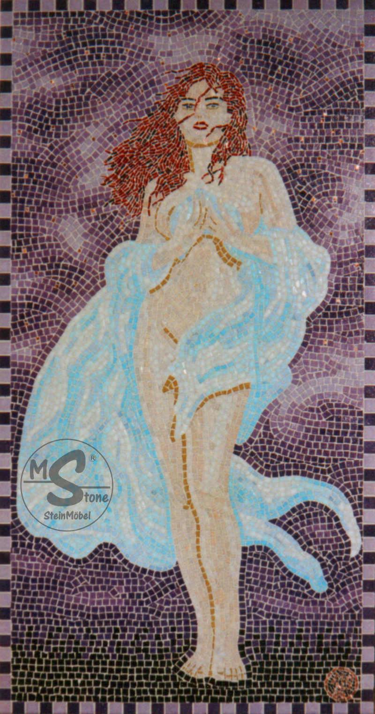Mosaik aus Glas2