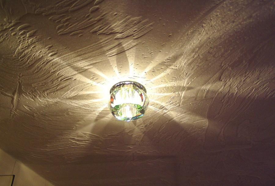 Pandomo - Decke Effektbeleuchtung im Detail