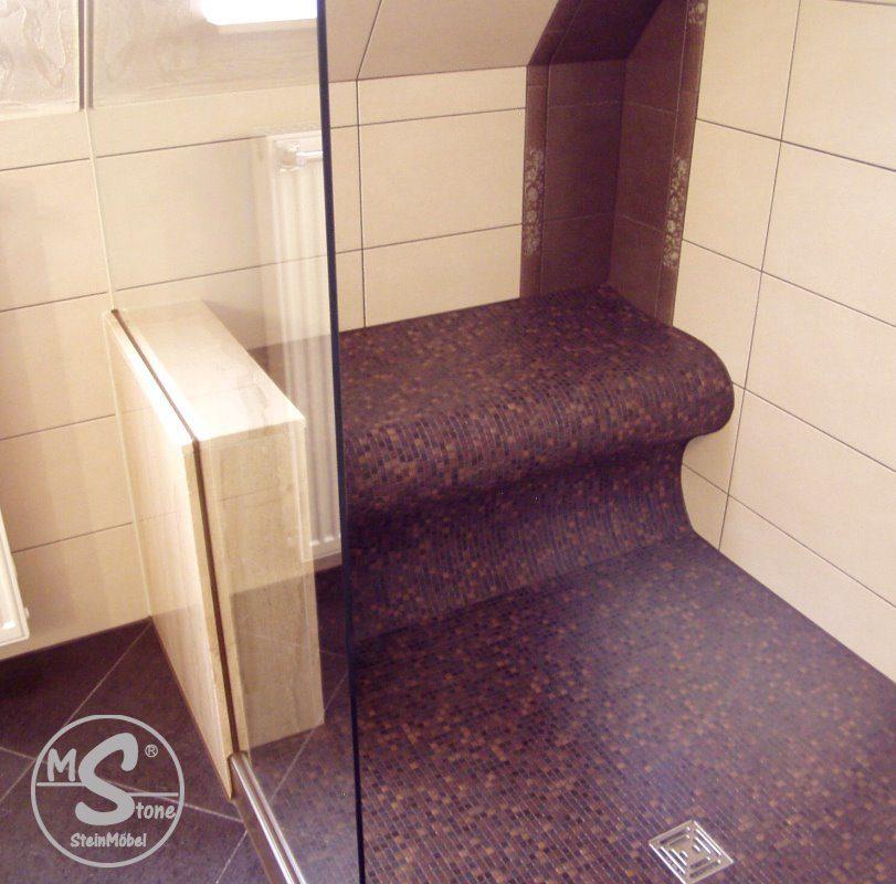 Duschen Sitzbank 1