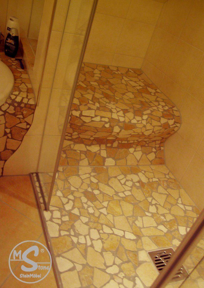 Duschen Sitzbank 2