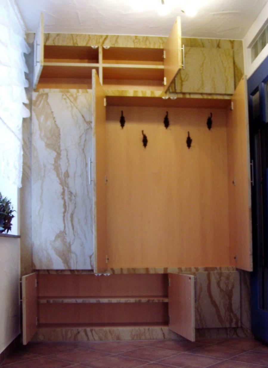 Flexstone Garderobenschrank