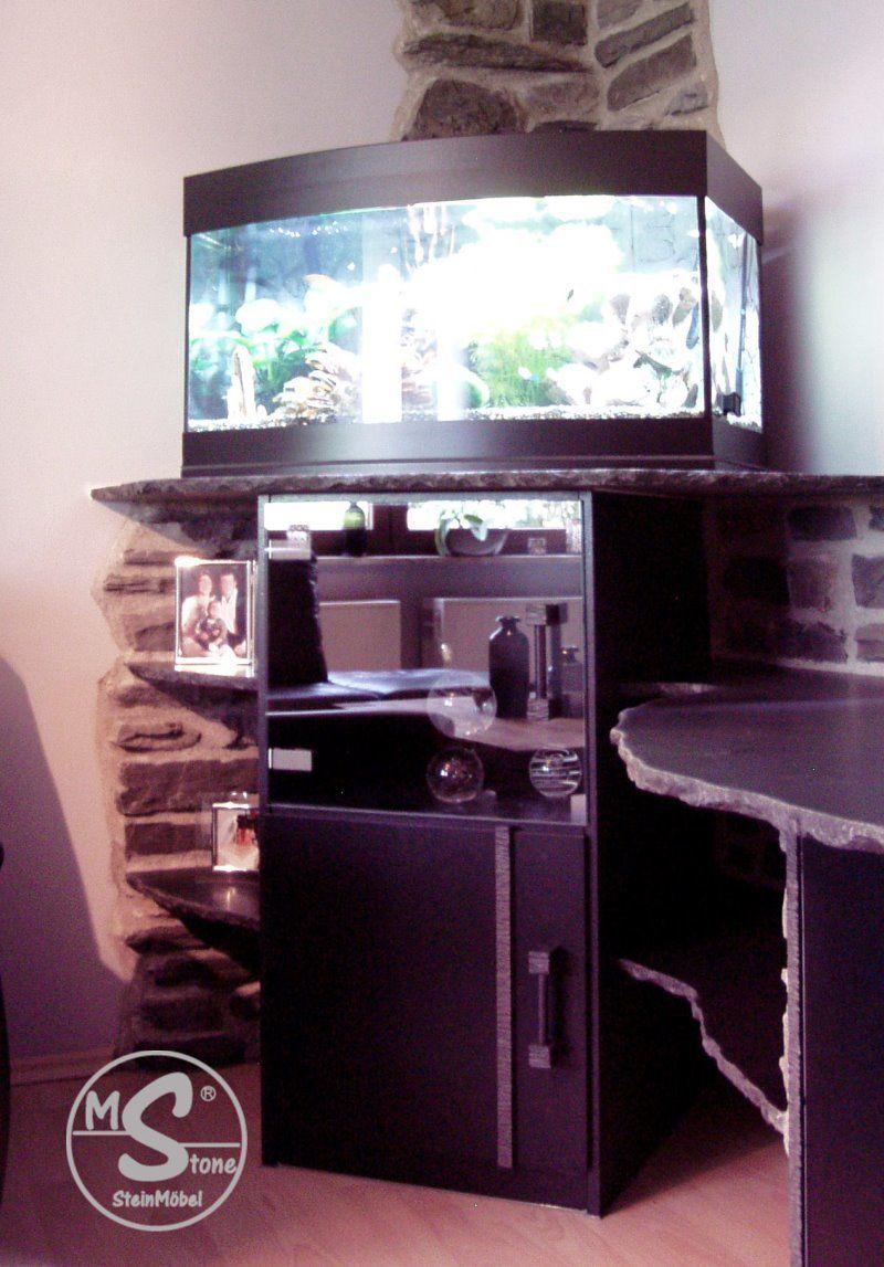 Untertisch Aquarium