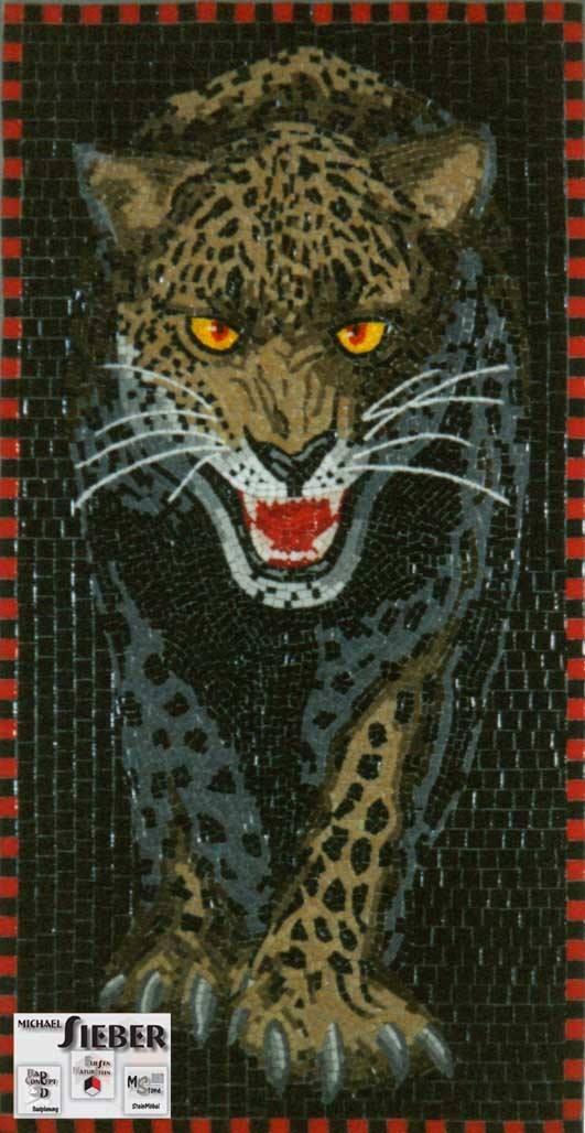 Mosaik aus Glas1